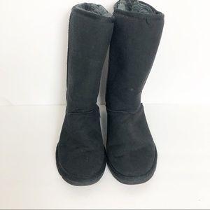 EUC UGG Australia Black Classic Tall boot